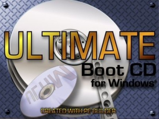 The Ultimate Boot CD for Windows