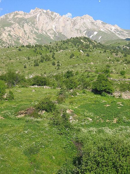 Korab, Albania