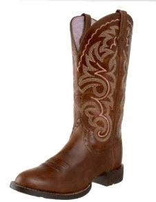 Ariat Heritage Horseman Cowboy Boots