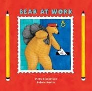 Head off to work with Bear as he delivers mail and learns about other professions. Rhythm and rhyme drive the clever text, and a full-spread illustration of the professions at the end reinforces the learning and invites readers to go back through the