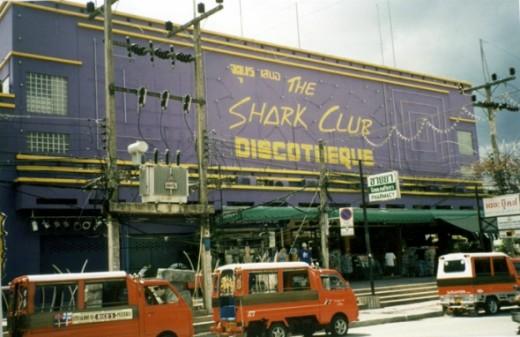 The Shark Club Nightclub