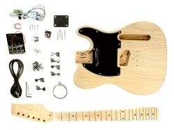 Stellah Tele Guitar DIY Kit