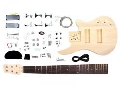 6 String bass guitar kit