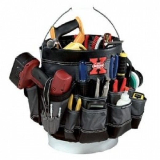 Bucket Boss Fatback Bucket Organizer