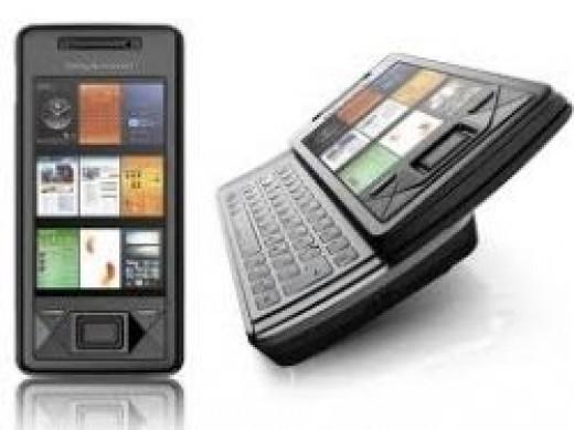 Sony Ericcson Xperia X1