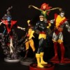 Marvel Comics X-men Statues by Bowen Designs