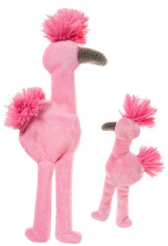 Mingo Flamingo Dog Toy