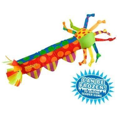 freezable dog toy