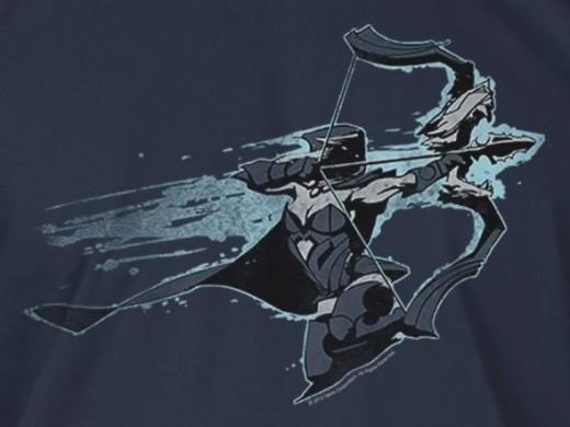 DOTA 2 Drow T-shirt