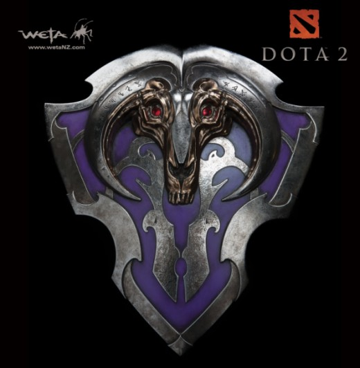 DOTA 2 : VANGUARD SHIELD