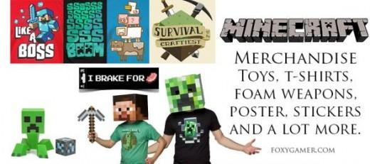 Foxygamer; Minecraft