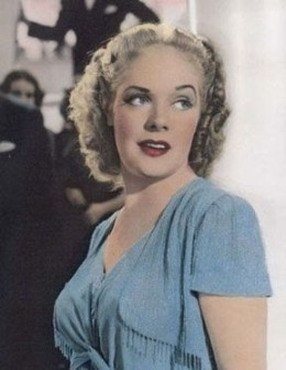 Alice Faye - Glamour Girl of the 1930's
