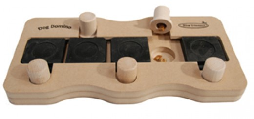 dog domino puzzle