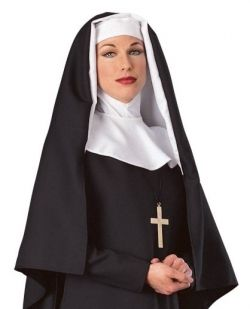 How to make a nun costume for halloween hubpages how to make a nun costume for halloween solutioingenieria Image collections