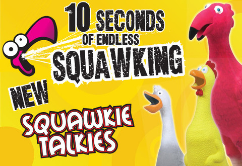 squawkie talkie