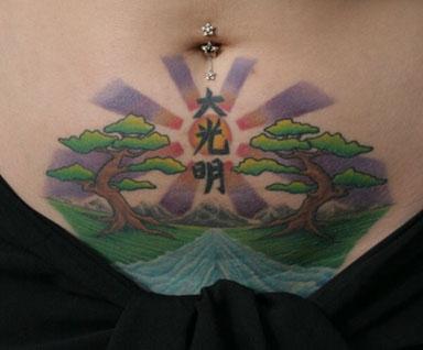 My Reiki Master Tattoo
