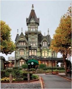 The Carson Mansion, Eurela, California