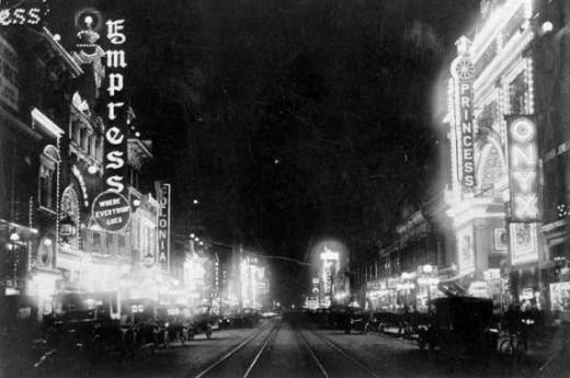Denver, 1919