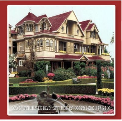 The Amazing Winchester Mystery House