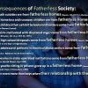 Fatherlessness And The Lack Of Male Reproductive Rights