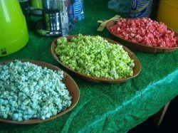 Koolaid popcorn