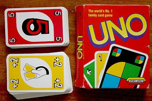 #37 Playing UNO with your Kids