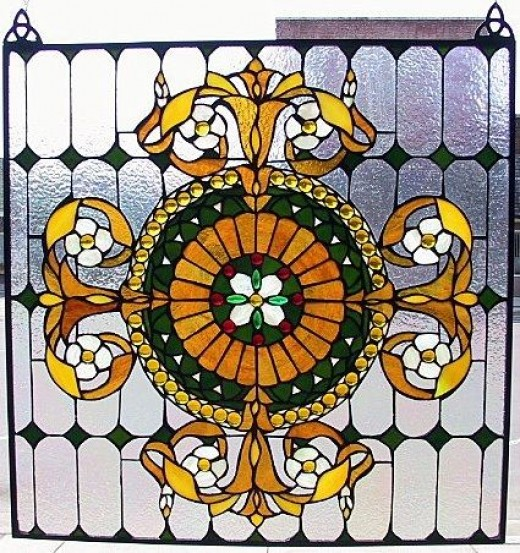 #97  Stained Glass Windows