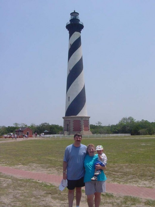 #101 Visiting the Outer Banks North Carolina!
