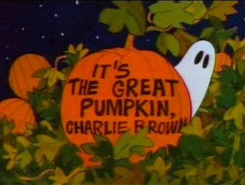 #108 Watching It's the Great Pumpkin Charlie Brown with your kids