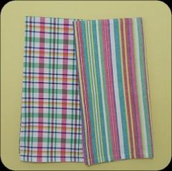 Stripes and Plaids: Fashion No No or Fashion Yes Yes?