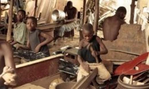 Child Labor in Benin