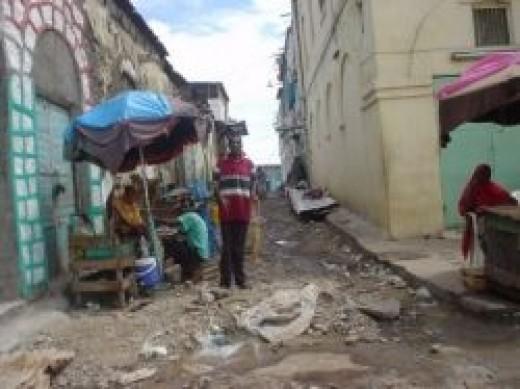 Poverty in Djibouti