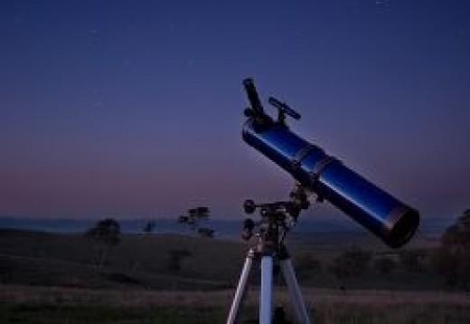 Astronomy Binoculars vs Telescope