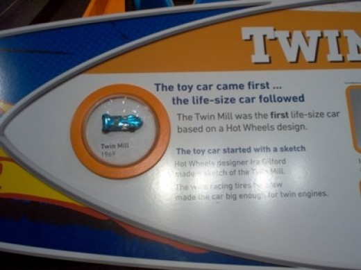 The Hot Wheels Version