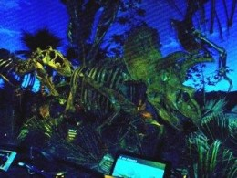 Dinosaurs galore in the Dinosphere!