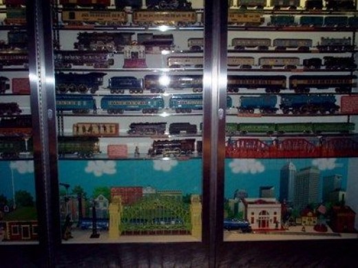 A case of trains.