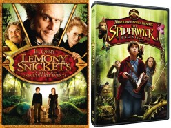 A Series of Unfortunate Events and The Spiderwick Chronicles