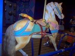 Children Museum's Carousel Horse