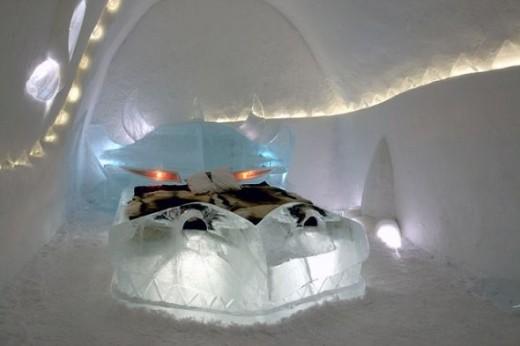 Ice Dragon Room