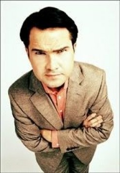 Top British Comedian Jimmy Carr.