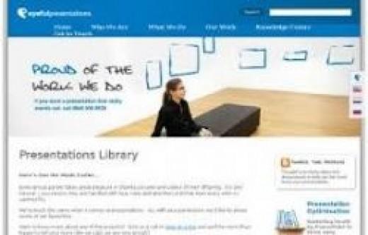 Eyefulpresentation Powerpoint Design Company