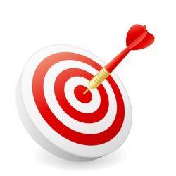 social media target goals