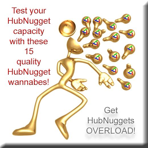 If you enjoyed this hub, please take the time to vote in this week's Hubnuggets poll!