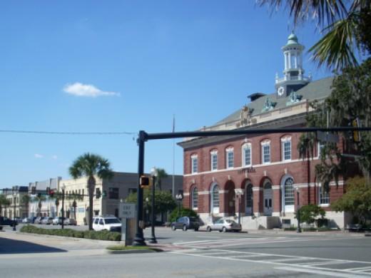 Quaint, Historic Downtown Brunswick