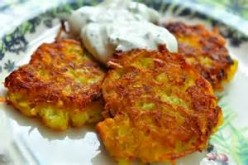 Bear N Mom Recipes  - Potato Pancakes