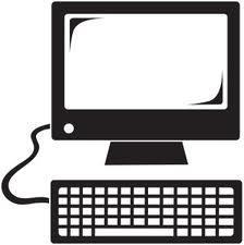 computer clip art graphic