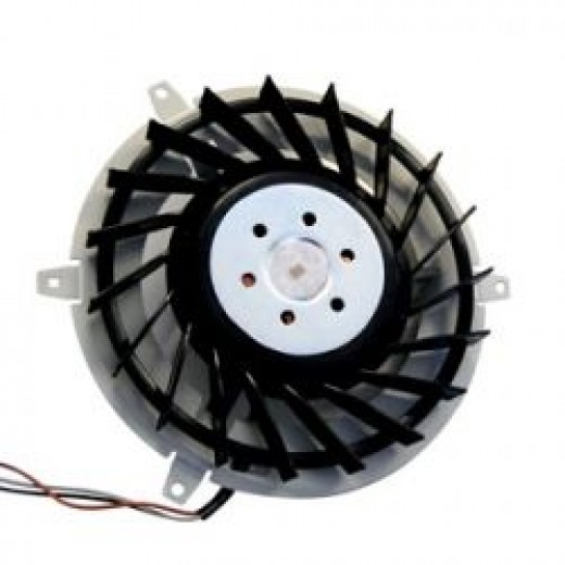 PS3 19-bladed fan