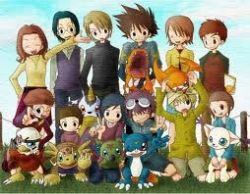 Digimon Adventure Season 2