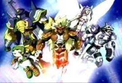 Digimon Frontier Season 4
