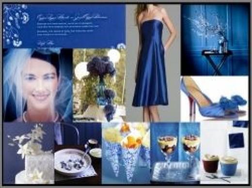 Blue Wedding Color